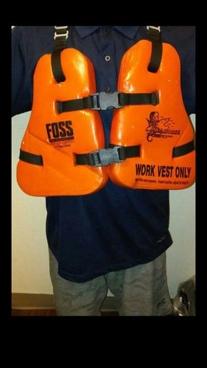 Life jacket/ life vest/ life preserver/ float Aid/ flotation Aid/ for Sale in Los Angeles, CA
