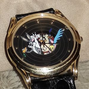 Vintage retired 1992 Looney Tunes Armitron wrist watch for Sale in Corvallis, OR