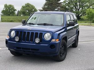 2008 Jeep Patriot for Sale in Madison, WI