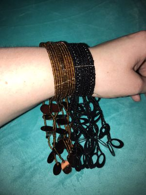 Set of 2 new bracelets for Sale in Hyattsville, MD