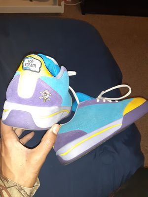 Ice Cream Skate Shoes [PHARRELL x REEBOK] $90 (no low ballers) for Sale in Las Vegas, NV