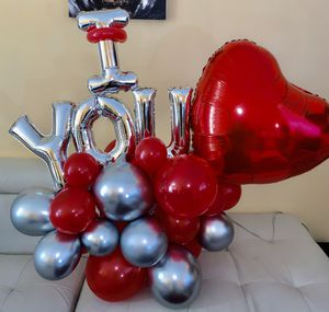 Balloon Arrangement for Sale in Hialeah, FL