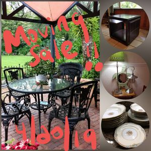 MOVING SALE SATURDAY 04/20/19 for Sale in Lakeland, FL