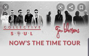 Collective soul and the Gin blossoms tickets for Sale in Portland, OR