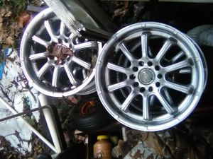 18 inch rims for Sale in Sallisaw, OK