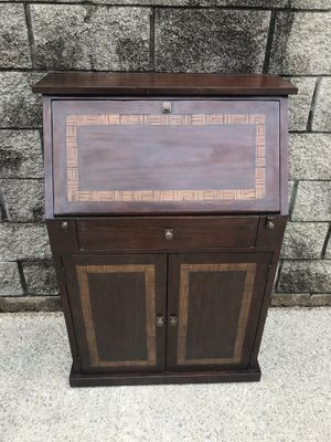 Pier 1 Imports antique secretary for Sale in Sterling Heights, MI