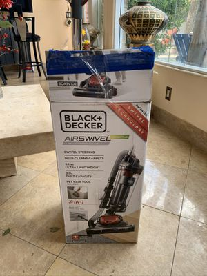 Black and Decker Airswivel Vacuum for Sale in Las Vegas, NV
