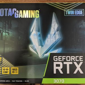 ZOTAC GAMING GeForce RTX 3070 Twin Edge OC **BRAND NEW** for Sale in La Puente, CA