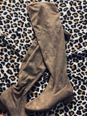 Ivanka Trump 'Luci' boot ! Tan Thigh High Women's Boot for Sale in Phoenix, AZ