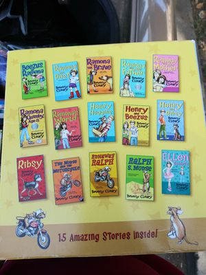 Beverly Cleary Book set for Sale in San Jose, CA