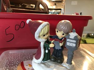 Brand new precious moments Christmas figurine for Sale in Austin, TX