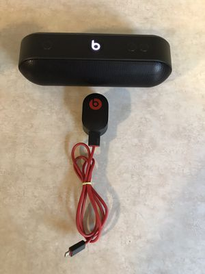 Beats Pill Plus Portable Wireless Speaker - A1680 $85 for Sale in Indianapolis, IN