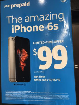 iPhone 6s brand new for Sale in Phoenix, AZ