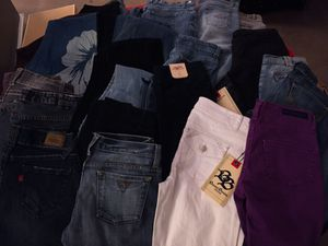 Tons of jeans for sale!! All Sizes & Brands !!! for Sale in Las Vegas, NV