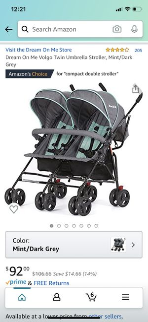 Double umbrella Stroller for Sale in Pittsburgh, PA