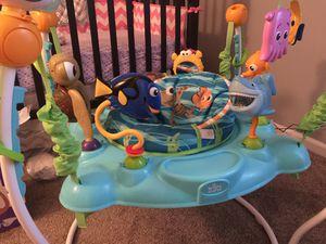 Finding Nemo jumper/ activity center for Sale in Chesapeake, VA