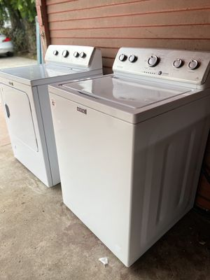 Maytag Washer and Dryer set for Sale in South Pasadena, CA