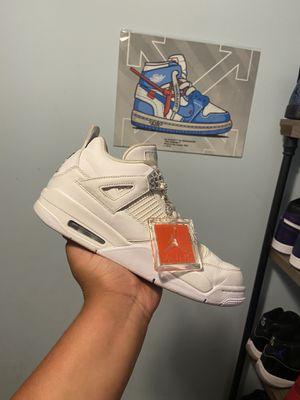Jordan 4 pure money for Sale in Fairfax, VA