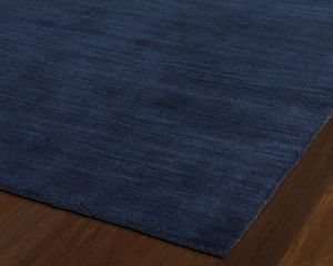 8x10 Navy Wool Rug for Sale in Kingston, NH