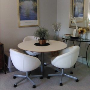 Mid-Century Modern Dinette Set for Sale in Fall River, MA