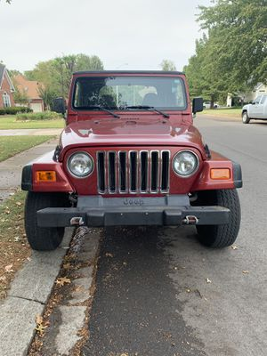 1999 Jeep Wrangler for Sale in Murfreesboro, TN