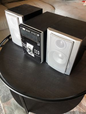 Sharp Stereo Speakers System for Sale in Creedmoor, TX