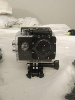 SJCAM SJ4000 w/ FREE Waterproof Case! for Sale in Atlanta, GA