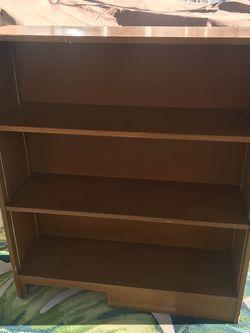 Wooden Bookcase for Sale in Denver,  CO