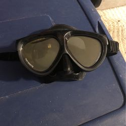 Riffe Mantis Spearfishing Free diving Mask for Sale in Escondido,  CA