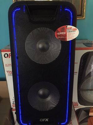 Rechargeable portable Bluetooth speaker for Sale in Nashville, TN