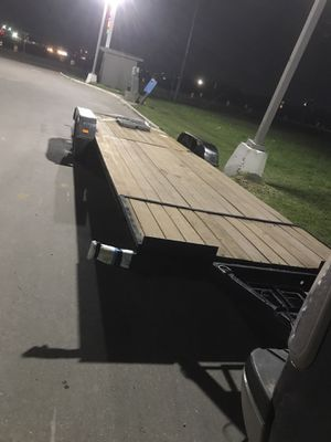 26 ft car hauler / trailer for Sale in Pearland, TX