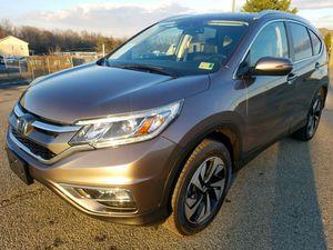 2015 Honda CRV Touring AWD for Sale in Manassas, VA