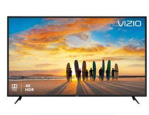 60 in Vizio 4K ultra high-def smart TV for Sale in Palmdale, CA