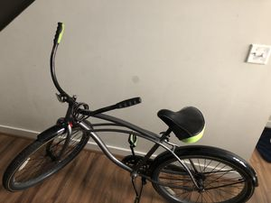 "Mens Huffy 26"" Beach Cruiser Bike with lock for Sale in Mount Airy, MD"