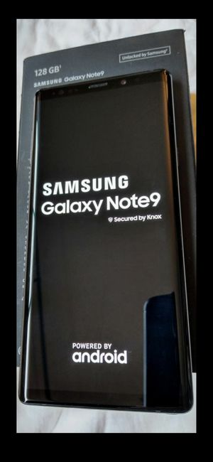 Samsung Galaxy note 9 for Sale in Los Angeles, CA