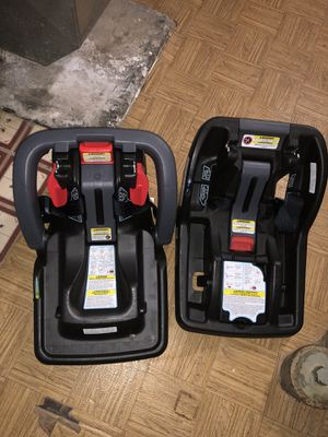 Graco car seat bases for Sale in Parma Heights, OH