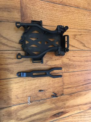 Battery holder and back plate for wl toys 12428 remote control car for Sale in Columbia, SC