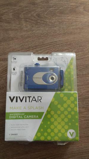 Vivitar waterproof digital camera for Sale in San Diego, CA