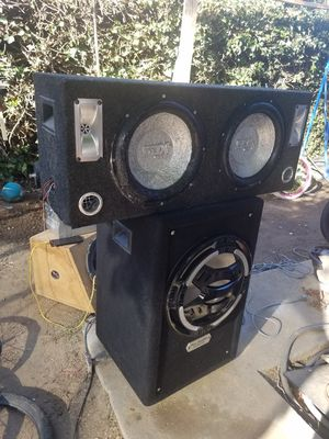 Speaker 400 wastt for Sale in Madera, CA