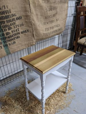Antique Restored Mid Century Table for Sale in Brooklyn, NY