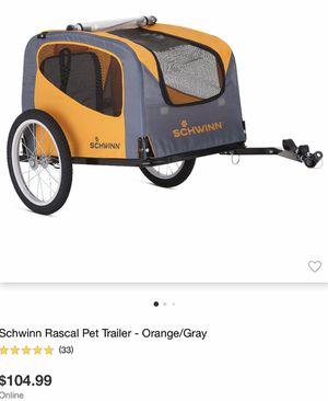 Schwinn Rascal Pet Trailer for Bikes for Sale in Fife, WA