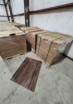 Luxury vinyl flooring!!! Only .88 cents a sq ft!! Liquidation close out! VI21E for Sale in Houston,  TX