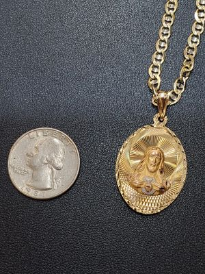14K Gold 3 Tone Pendant for Sale in San Diego, CA