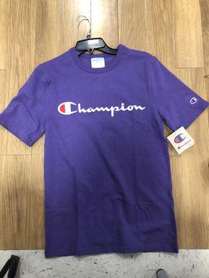 Champion Purple Tee for Sale in Rancho Cucamonga, CA