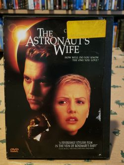 The Astronauts Wife DVD for Sale in Seabrook,  TX