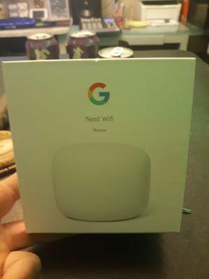 Google nest wifi router for Sale in Brighton, CO