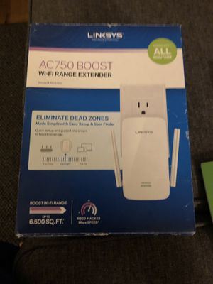 Linksys wifi extender for Sale in Twin Falls, ID