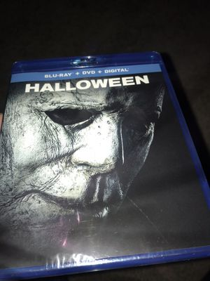 Halloween! Blu Ray dvd digital brand new !! Ships free!! Message me for Sale in Los Angeles, CA