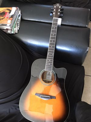HOHNER ACOUSTIC GUITAR- MODEL AS305 CE TSB for Sale in Huntington Park, CA