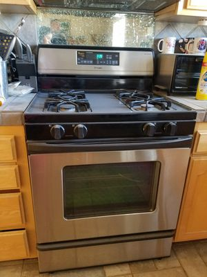 Kitchen appliances (stove, microwave, dishwasher & refrigerator) for Sale in Ontario, CA